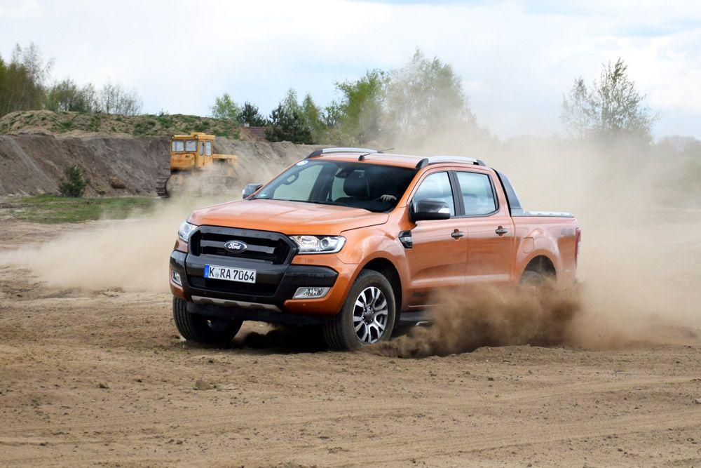 MVG-Anhängerkupplungen für Pick Ups (Ford Ranger)